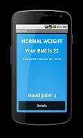 Screenshot of Ultra BMI