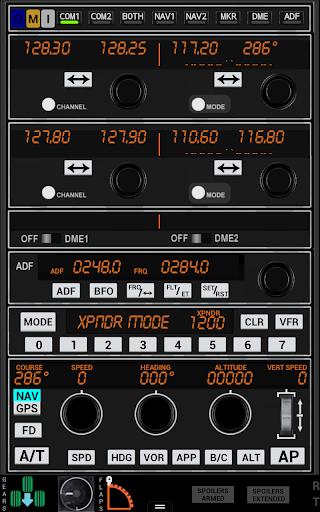 PW372 Radio Stack FSX P3D Demo
