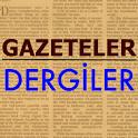 Gazeteler ve Dergiler icon