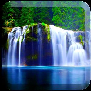5D Waterfall - Nature Relax APK