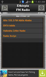 Ethiopia FM Radio