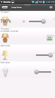 Screenshot of iSmartenit ZigBee INSTEON X10