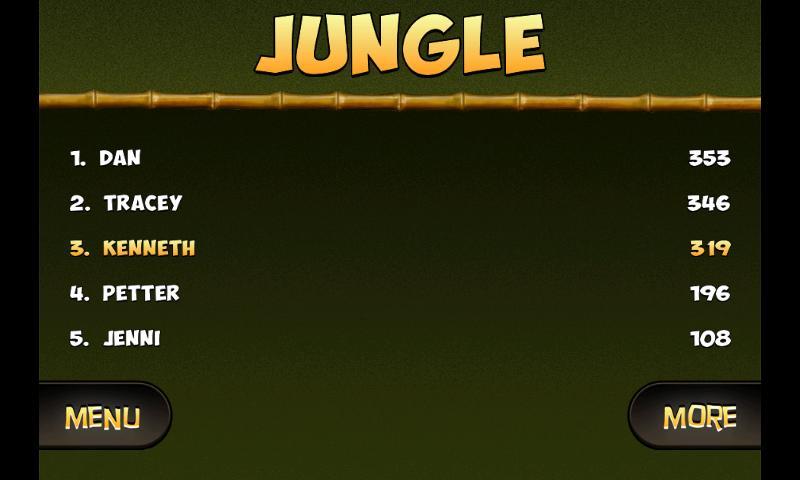 Maths Monkey's Quest- screenshot