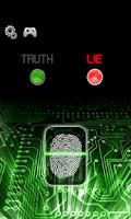 Screenshot of Lie Detector Simulator Fun
