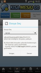 KISA MESAJ GO- screenshot thumbnail
