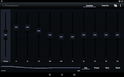 Poweramp Music Player (Trial) Screenshot 11