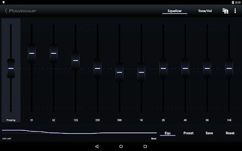 Poweramp Music Player (Trial) v2.0.10-build-570