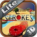 Strokes Table Golf Lite icon