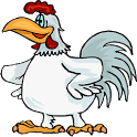 Chicken Sounds & Ringtones icon