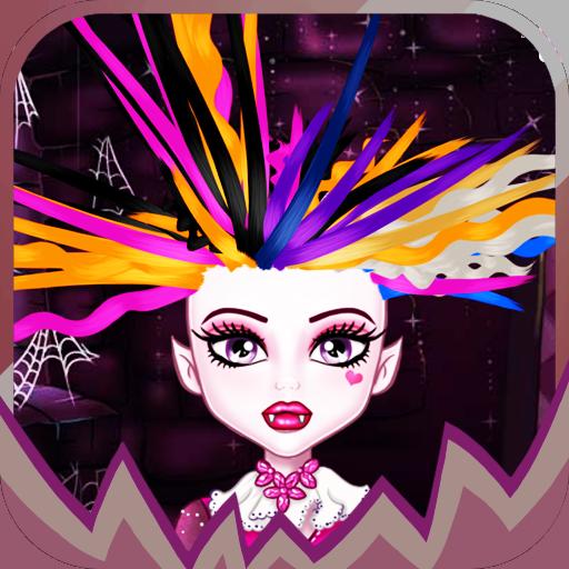 Monster Crazy Hair Salon