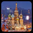 Moscú Fondo Animado icon
