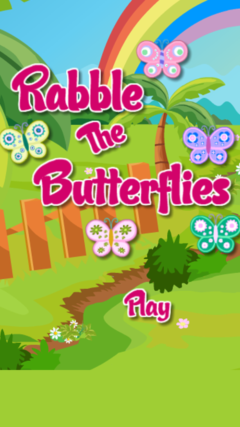Rabble The Butterflies - screenshot