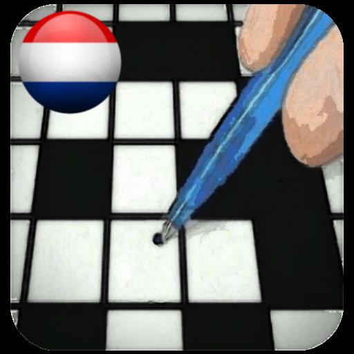 Kruiswoordpuzzel Nederlands