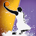 LA Basketball Wallpaper icon