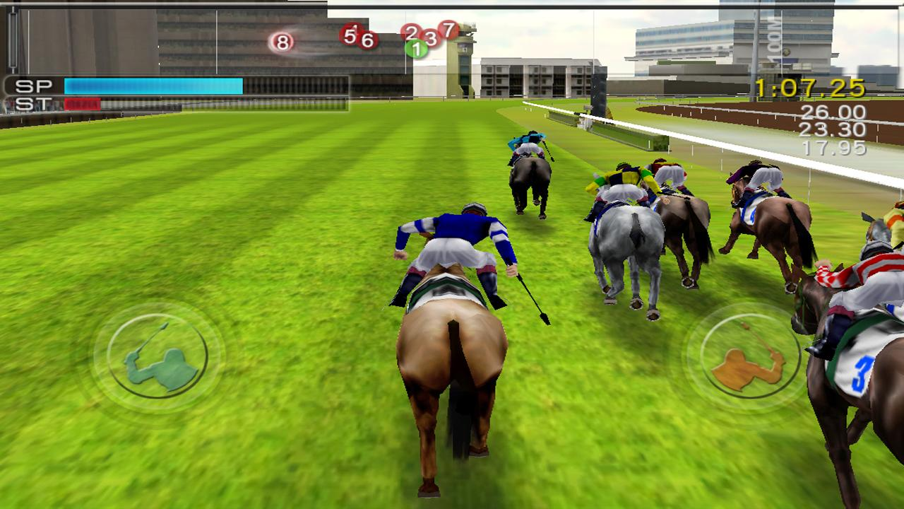 iHorse Racing- screenshot
