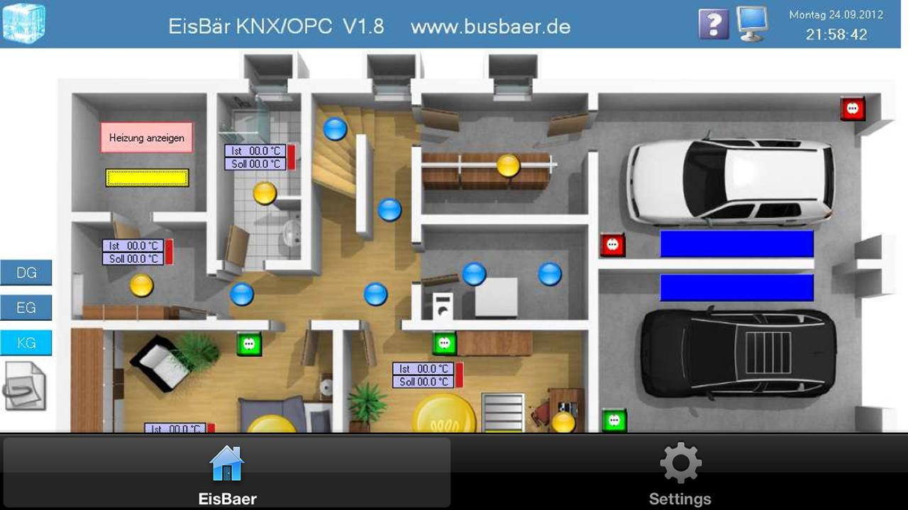 Eisbaer Knx Android Apps On Google Play