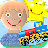 PLAY/GO Train: Kids Train Game