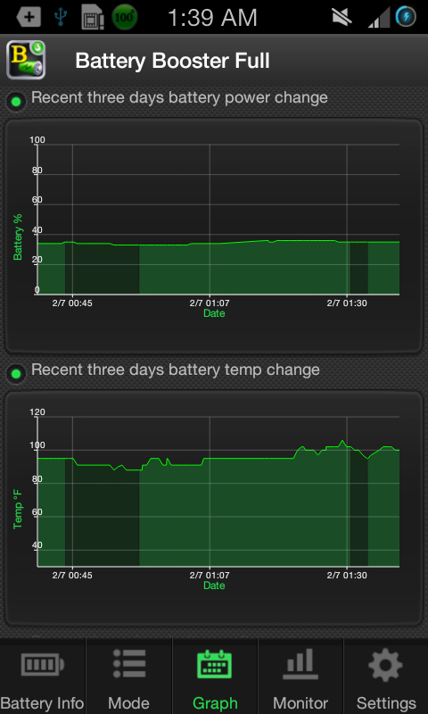 Battery Booster (Full) v6.7 Apk App