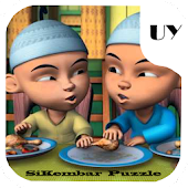 Sikembar Puzzle Game