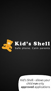 Kid's Shell - Parental Control - screenshot thumbnail