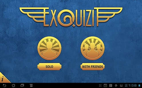 ExQuizit: World's Biggest Quiz - screenshot thumbnail