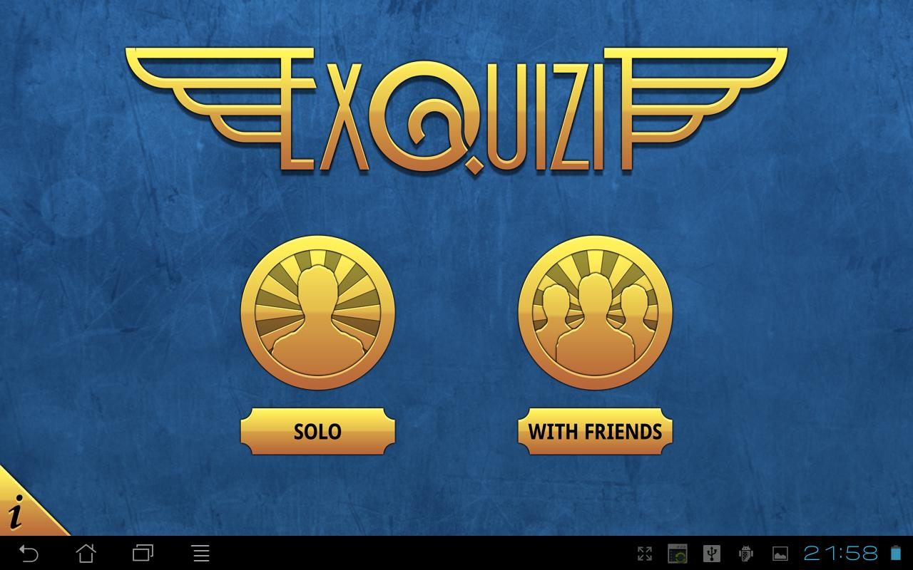 ExQuizit: World's Biggest Quiz - screenshot