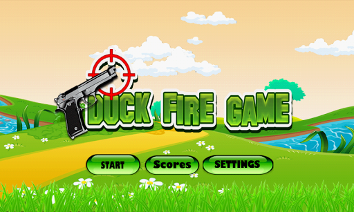 Duck Fire Game