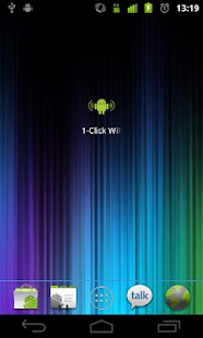 1-Click WiFi Tether No Root- screenshot thumbnail