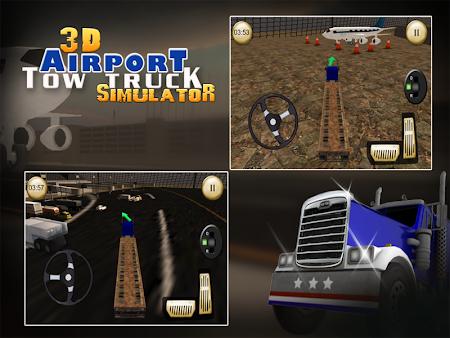 Airport Tow Truck Simulator 3D 1.0 screenshot 64499