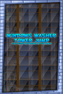 Windows Washer Tower Jump Gold - screenshot thumbnail