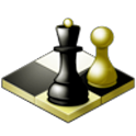 Chess puzzles, Chess tactics logo