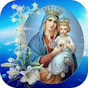 Virgin Mary HD LWP icon