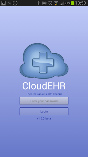 CloudEHR - Health Record