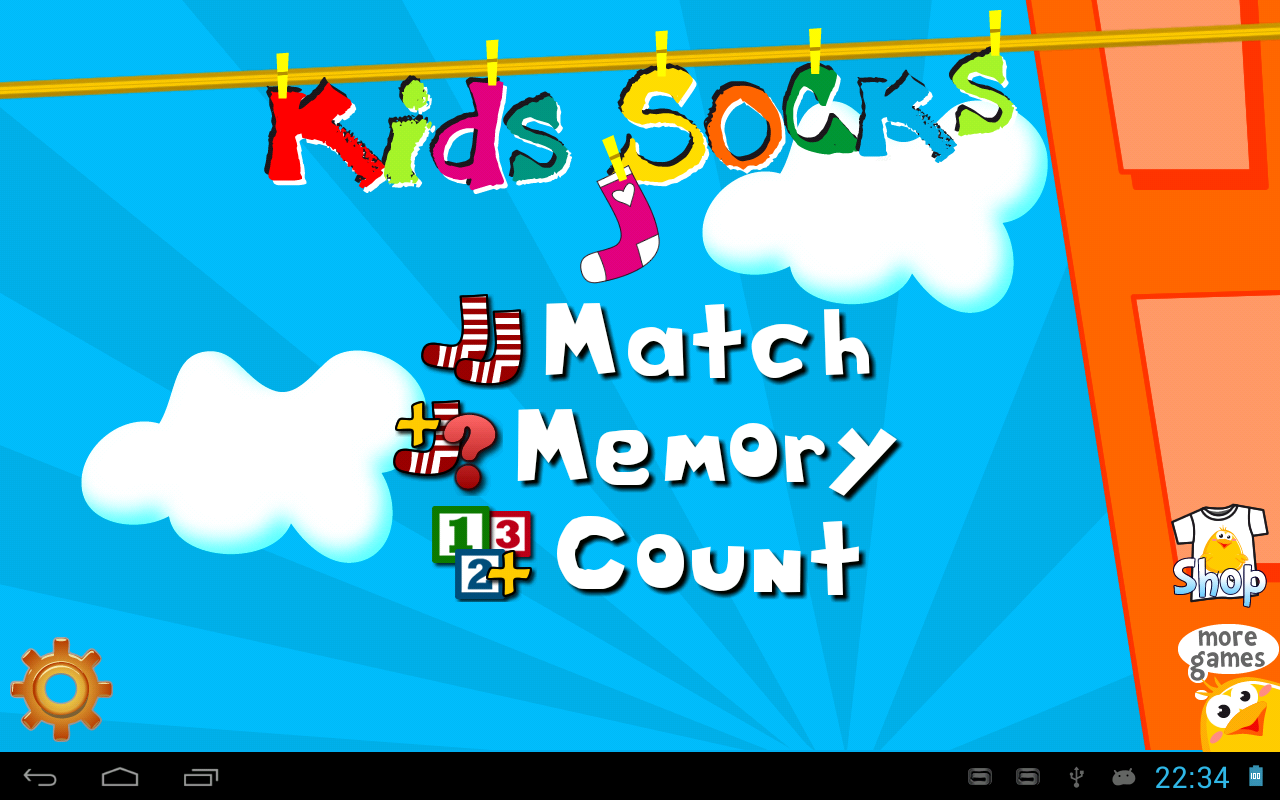 Kids Socks- screenshot