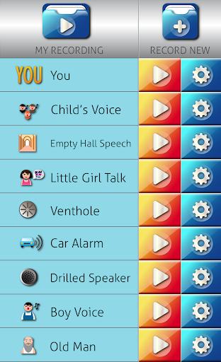 玩免費音樂APP|下載変な声 ボイスレコーダー app不用錢|硬是要APP
