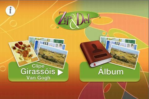 【免費教育App】Zip & Del - Van Gogh-APP點子