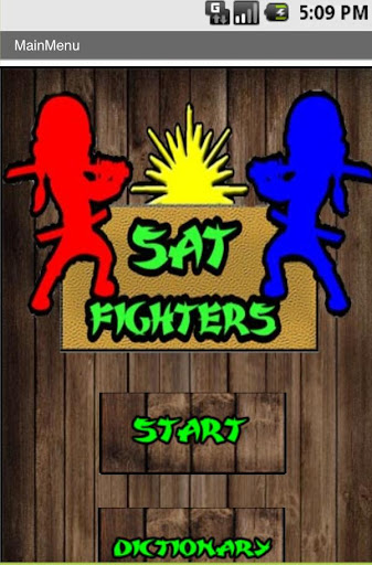 SAT Fighters
