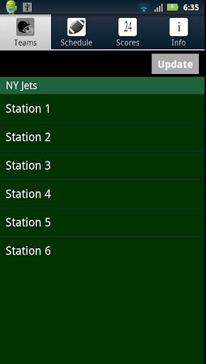 New York J Football Live