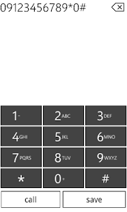 WP7Contact Lite- screenshot thumbnail