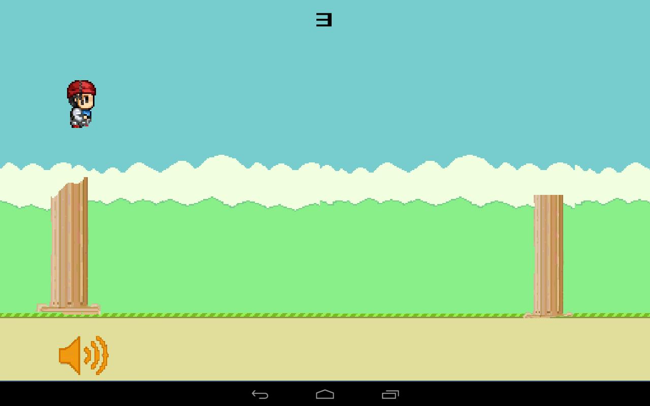 Τρέξε Τσολιά-Ελληνικό παιχνίδι - screenshot
