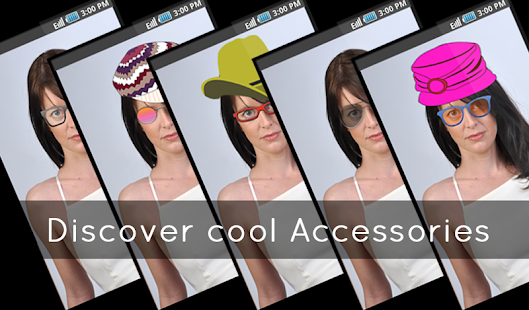 Hairstyles - Fun and Fashion - screenshot thumbnail