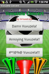 Vuvuzela - screenshot thumbnail