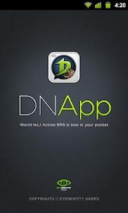 Introducing DNapp - screenshot thumbnail