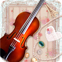Let's Play Violin! ライブ壁紙 icon