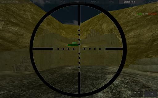 【免費動作App】Combat In The Fortress-APP點子