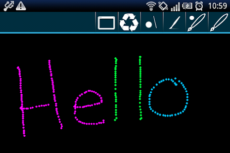 Draw Chat for GTalk - screenshot thumbnail