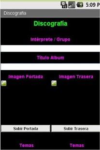 Libros, Discos y Videoteca - screenshot thumbnail