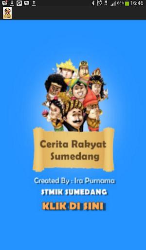 Cerita Rakyat Sumedang