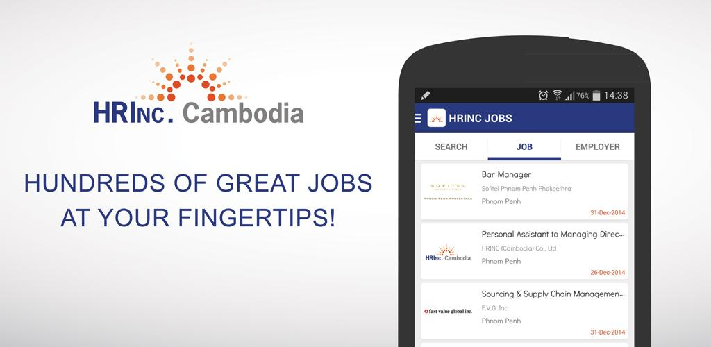 Download JOBS @ HRINC - CAMBODIA APK latest version 1 0 for