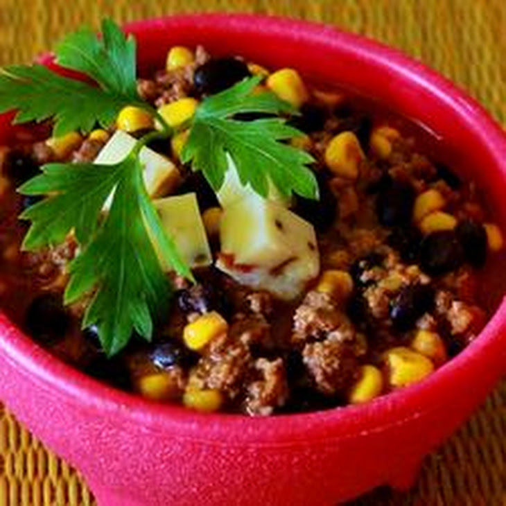 Southwestern Black Bean Stew Recipe